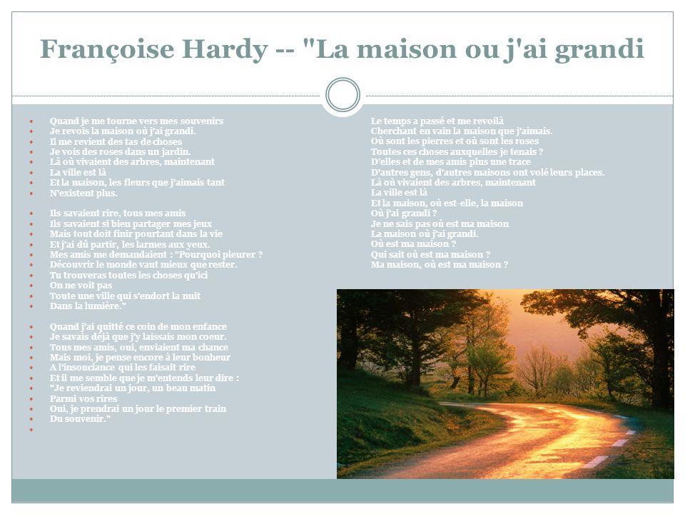 Françoise Hardy --