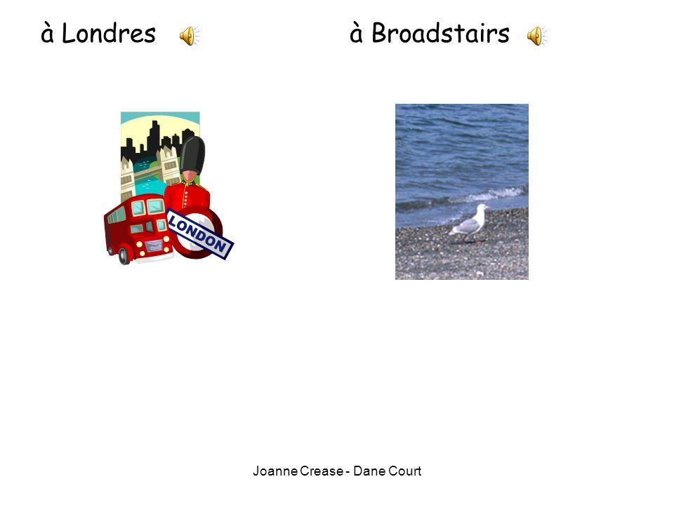Joanne Crease - Dane Court à Londresà Broadstairs