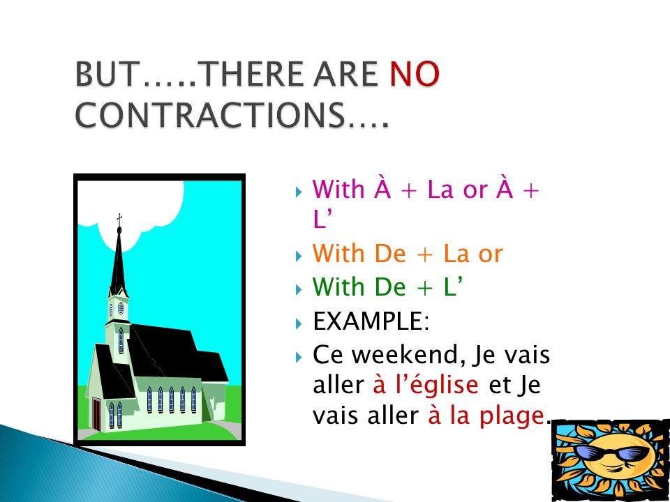 1.Linterro: 5 verbes/phrases idiomatiques (easy one today, harder one tomorrow…see next slide) 2.