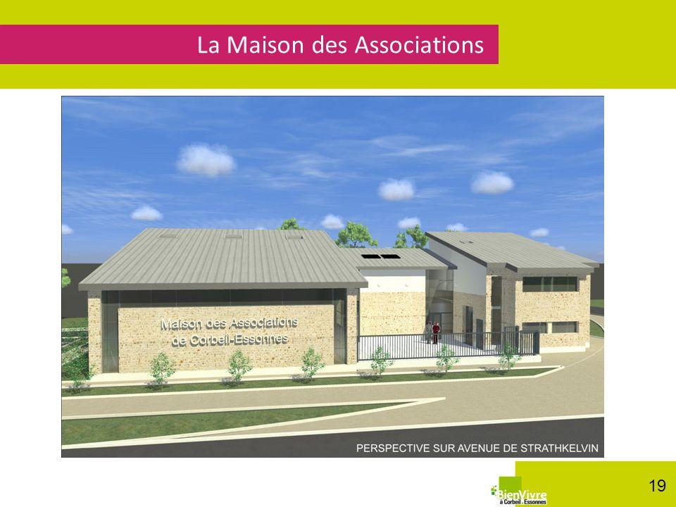 La Maison des Associations 19