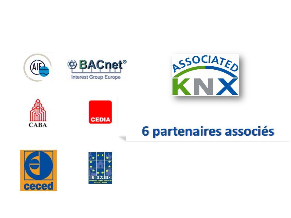6 partenaires associés6 partenaires associés
