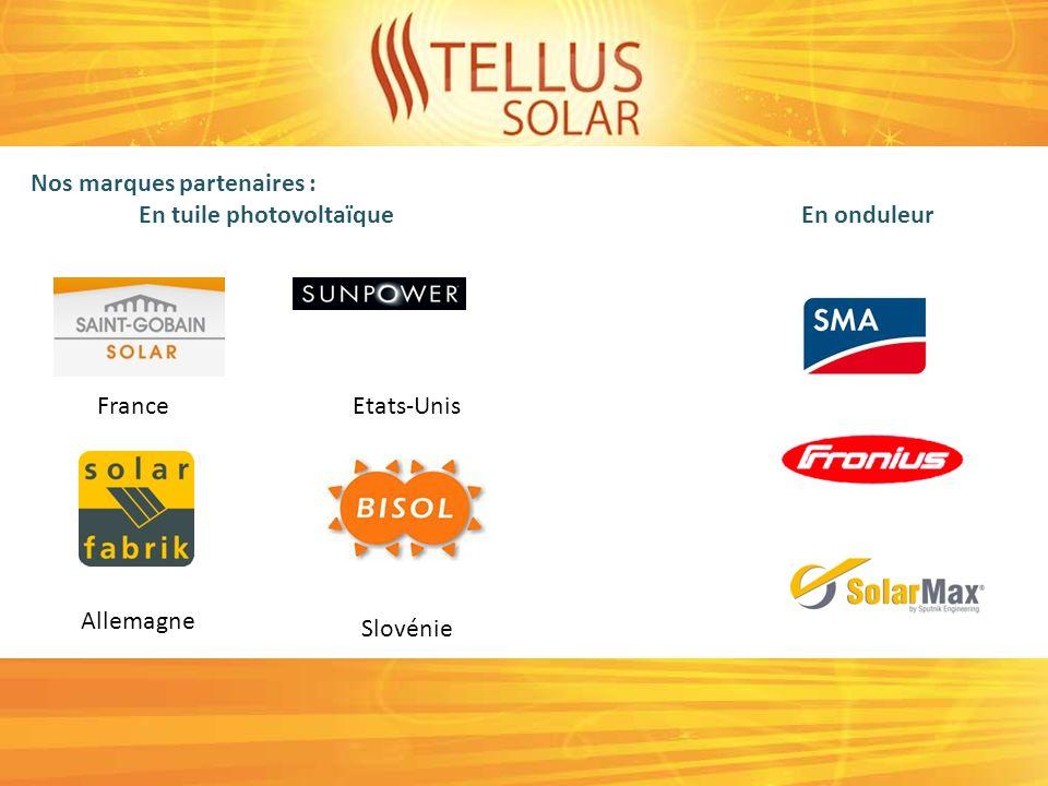 Nos marques partenaires : Solaire thermique FranceAutriche