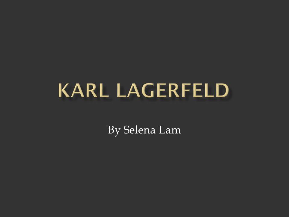 3.Karl Lagerfeld aime la technologie - vrai ou faux.