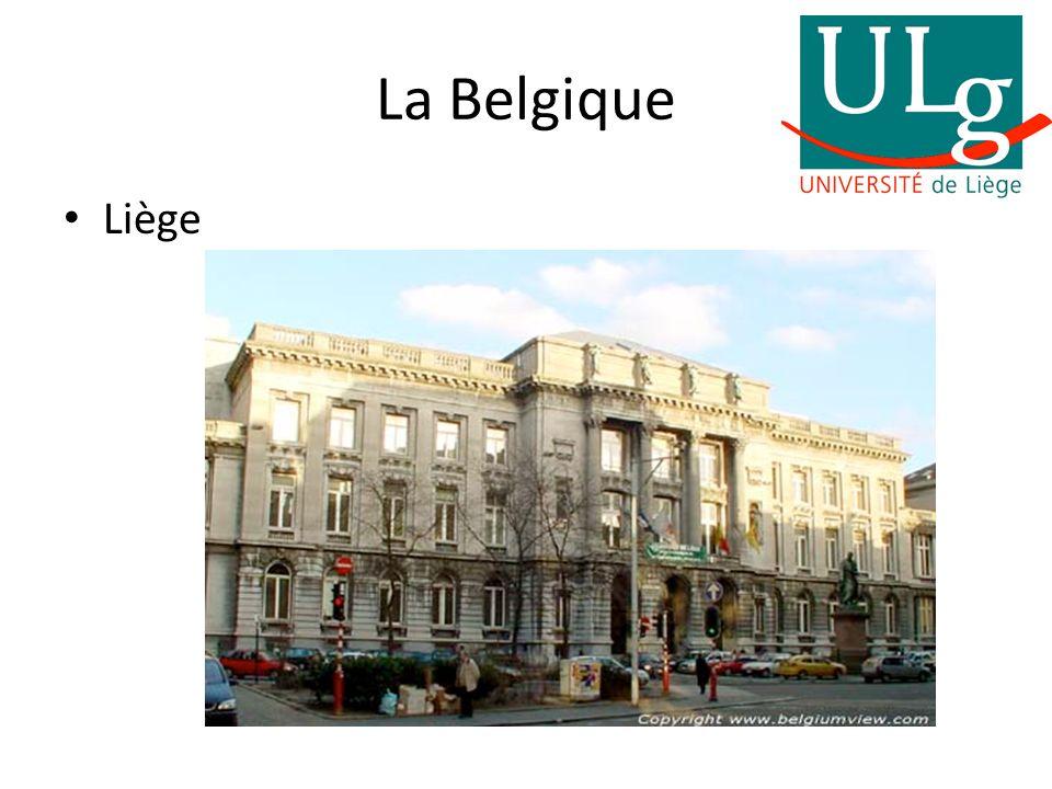 La Belgique Liège