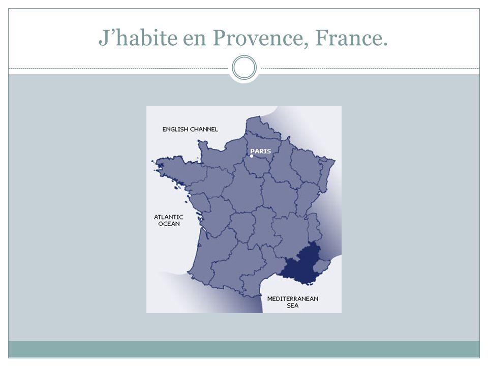 Jhabite en Provence, France.