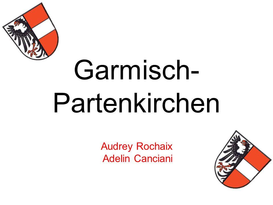 Garmisch- Partenkirchen Audrey Rochaix Adelin Canciani