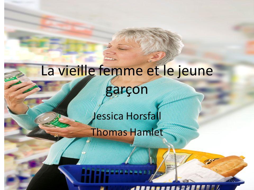 À l épicerie