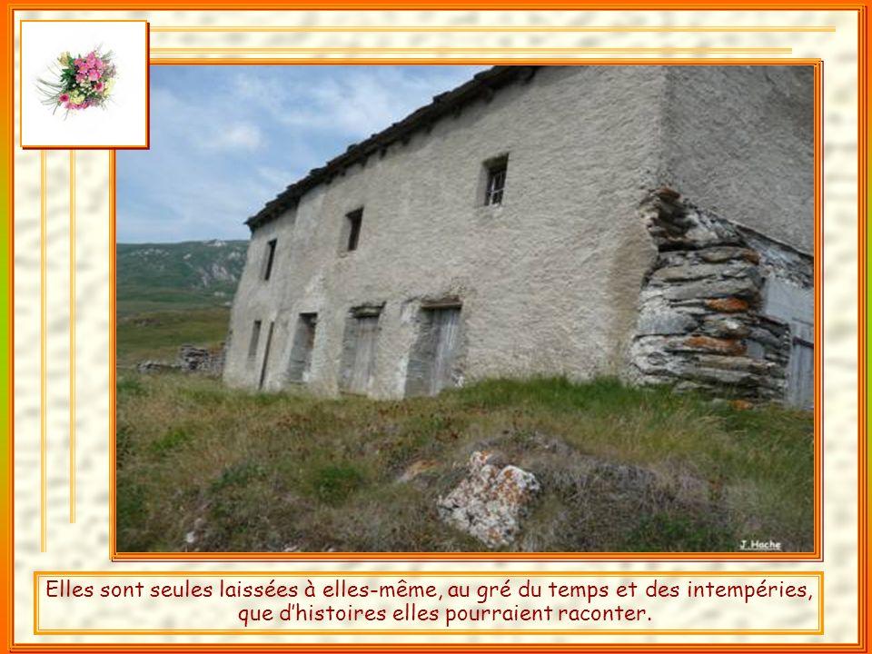 Les maisons sont faites pour être habitées et non pour être vues.