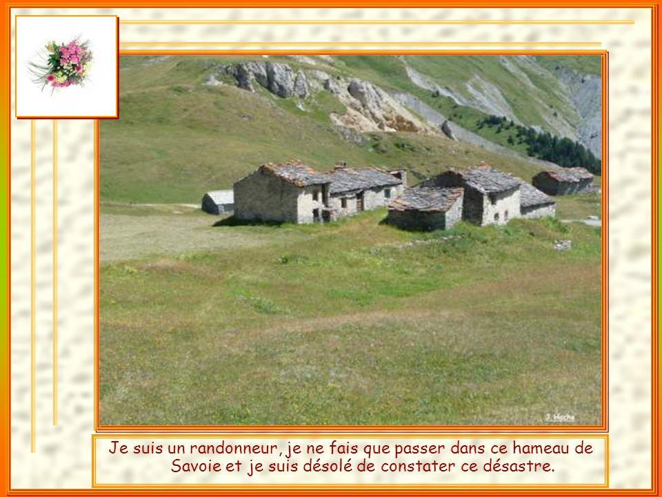 Une maison abandonnée est une maison condamnée