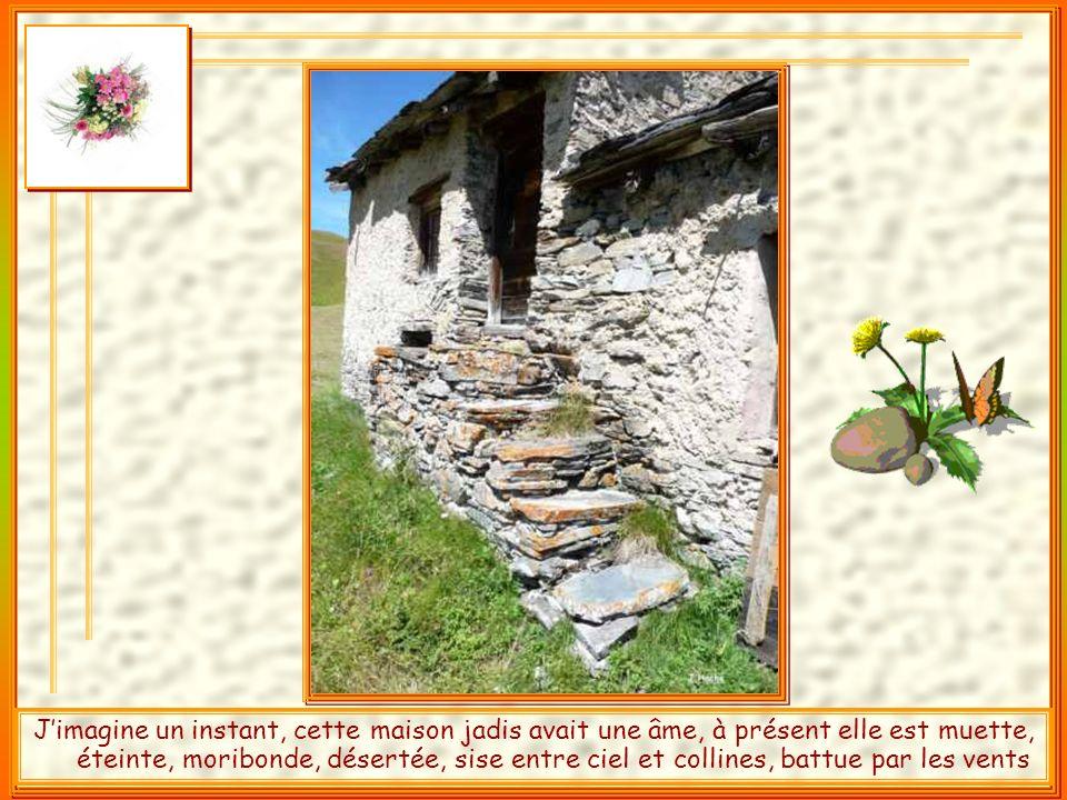 Je ne peux mempêcher de me poser cette question, ces maisons abandonnées en Savoie depuis quand et pourquoi