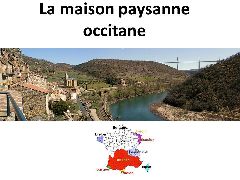 La maison paysanne occitane