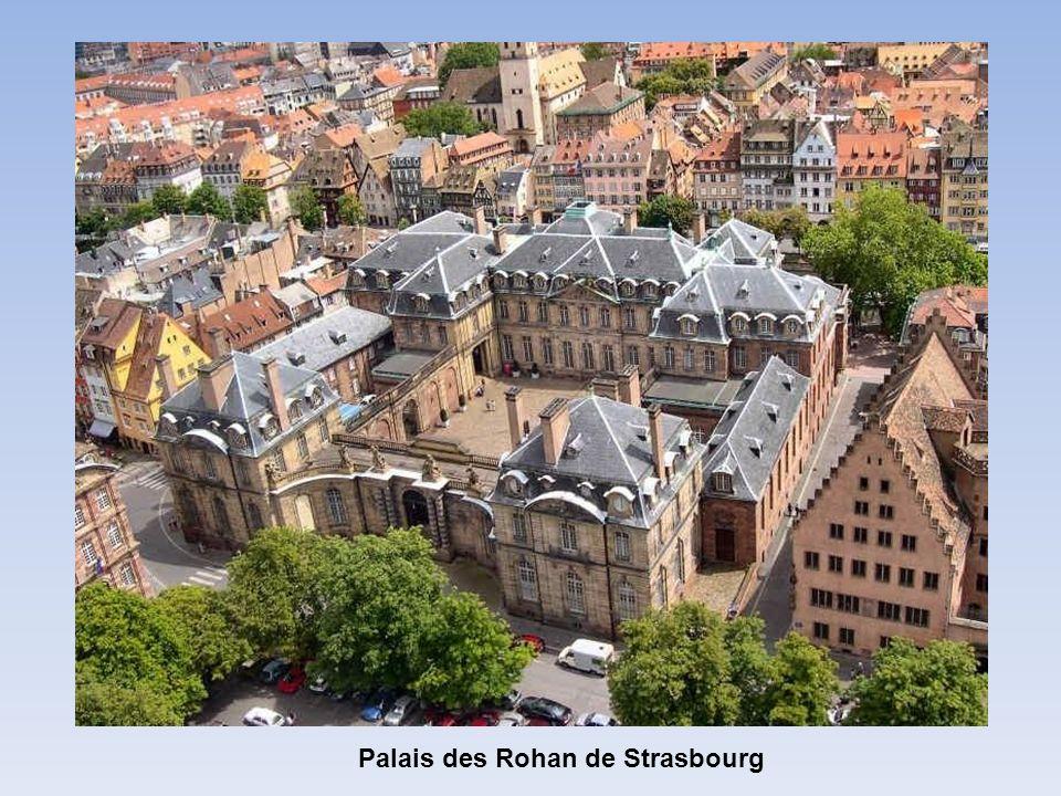 Palais des Rohan de Strasbourg