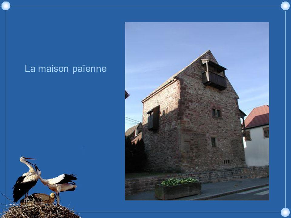 Léglise romane St Pierre et Paul