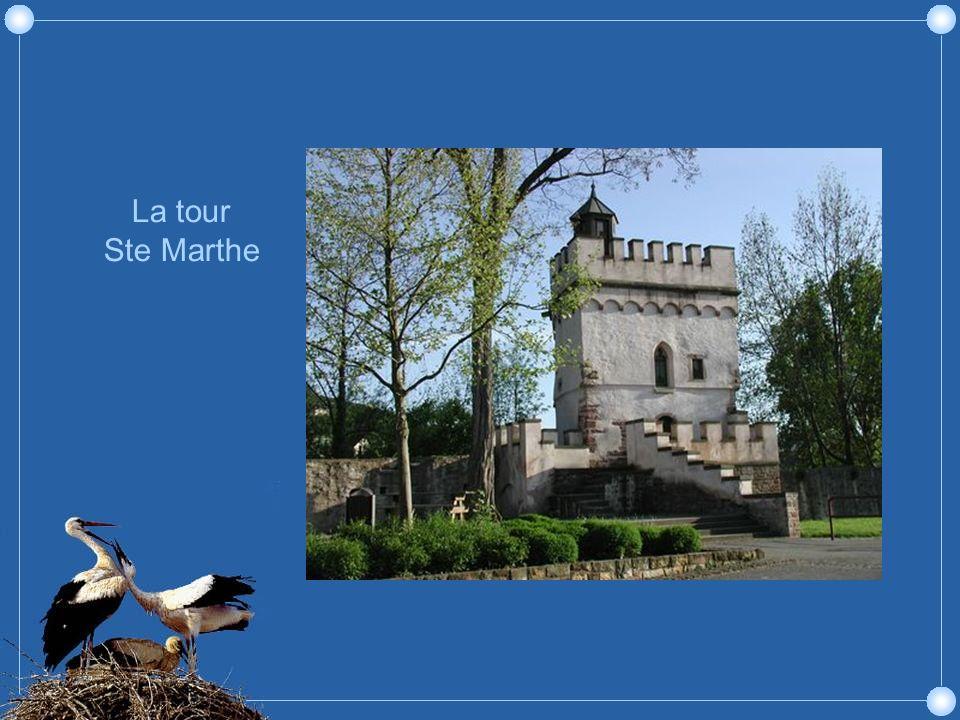 La tour Ste Marthe