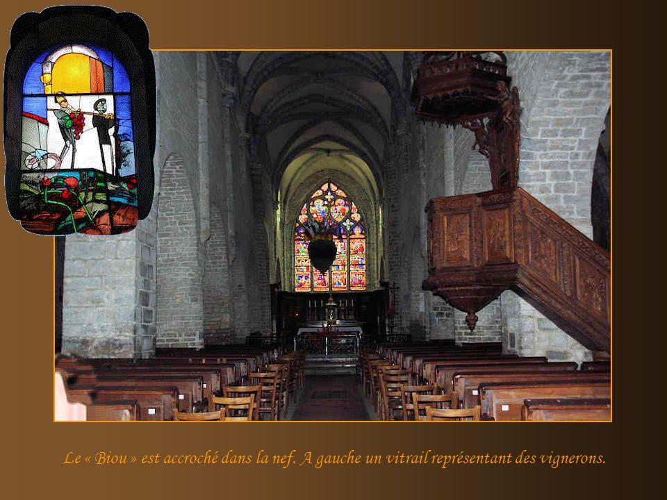 La cérémonie du « Biou » a lieu le premier dimanche de septembre, jour auquel se célèbre solennellement la fête de saint Just. Le « Biou », dont lorig