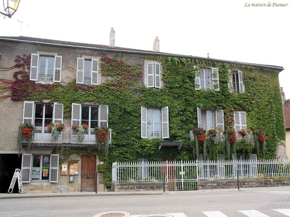 La maison de Pasteur