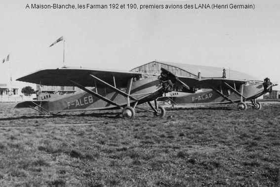 Fokker VII-3m de la SABENA à Colomb-Béchar (Claude Marty)