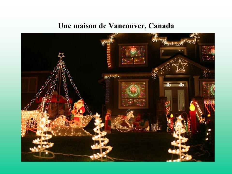 Une maison de Vancouver, Canada