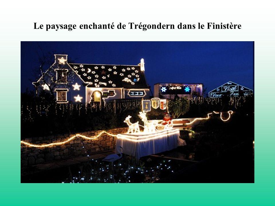 Le paysage enchanté de Trégondern dans le Finistère