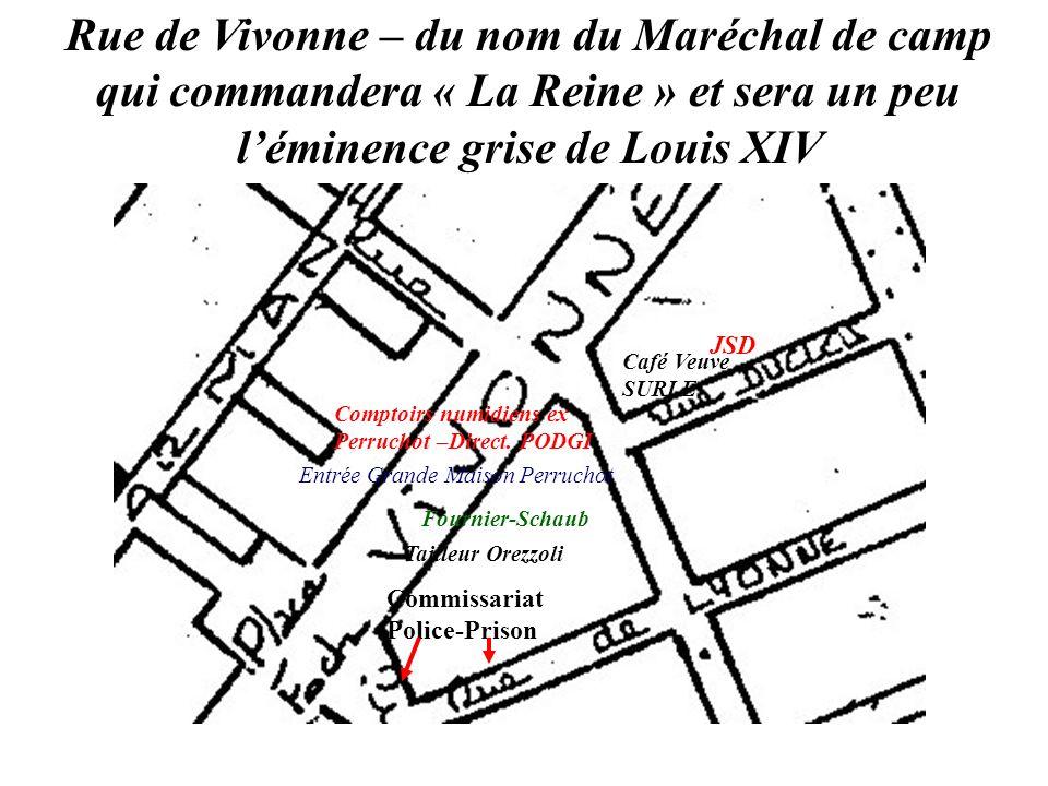 1985 – Vue du square de lautre côté, la grande maison PERRUCHOT.