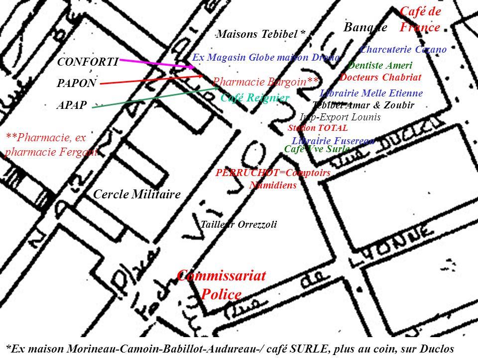 Nous vous avons proposé : Les deux trottoirs de la Rue Vivonne entre son intersection avec la Rue Picardie, et celle avec la rue Gadaigne, ainsi que le tout début de la Rue Picardie.