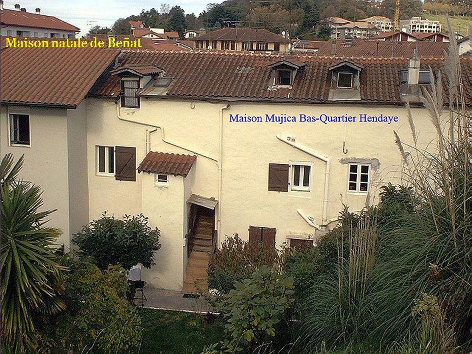 Maison natale de Beñat