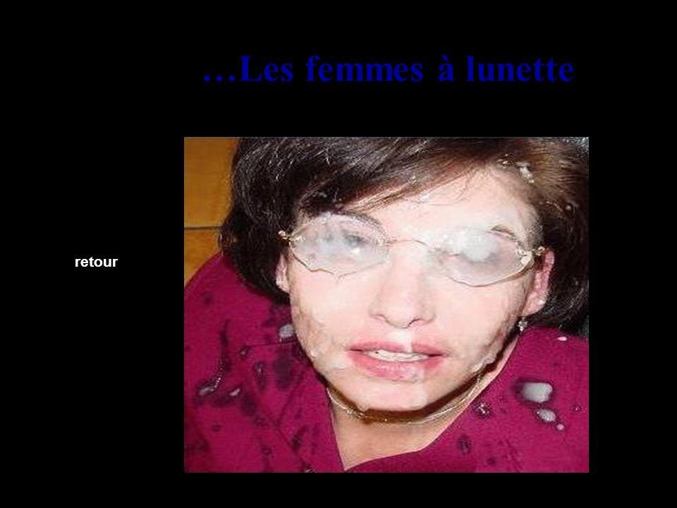 …Les femmes à lunette