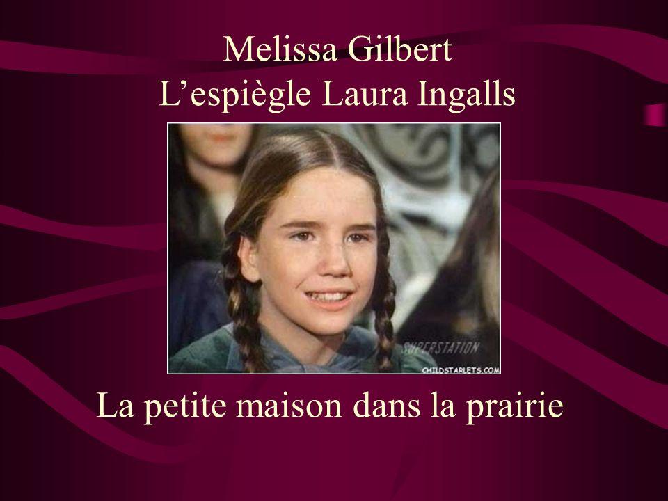 Melissa Gilbert Lespiègle Laura Ingalls La petite maison dans la prairie