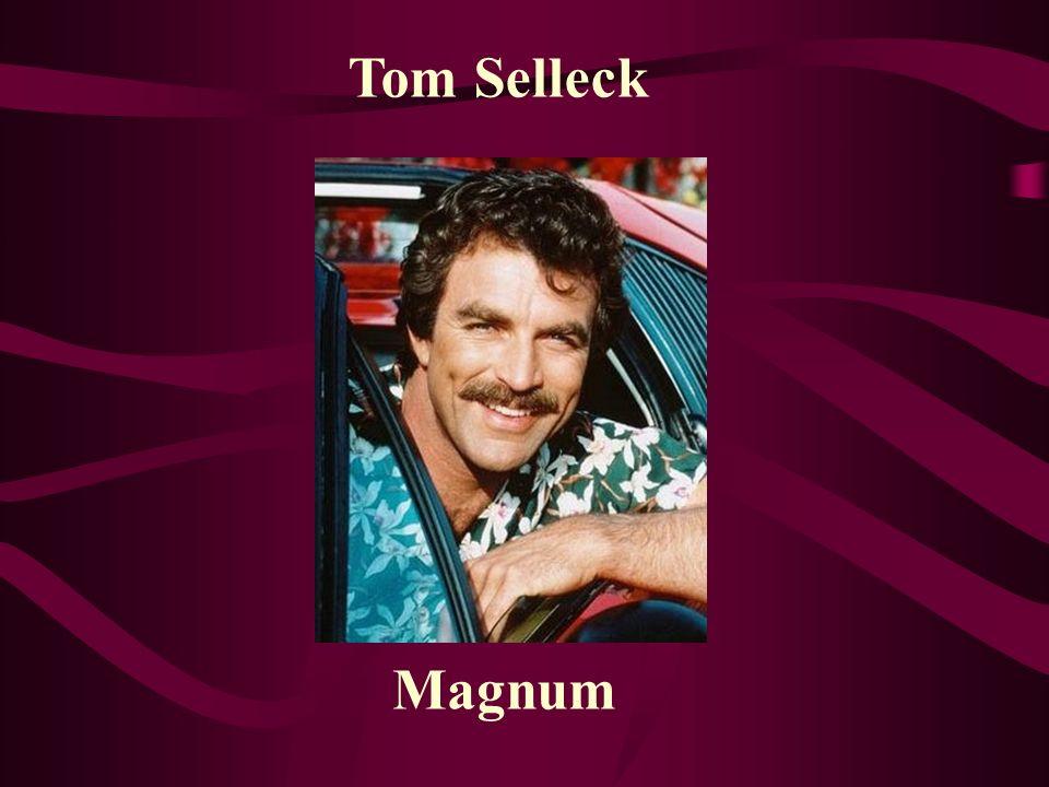 Tom Selleck Magnum