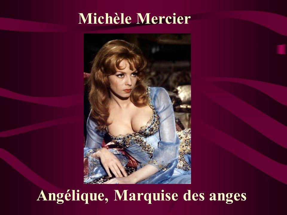 Michèle Mercier Angélique, Marquise des anges