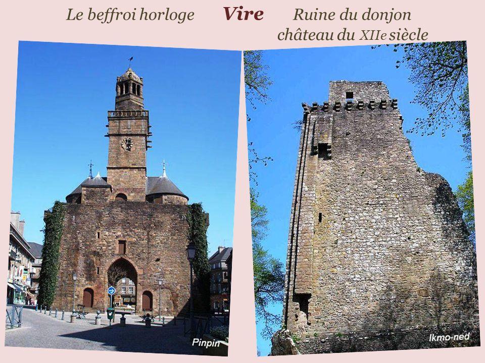 Vire léglise Notre-Dame
