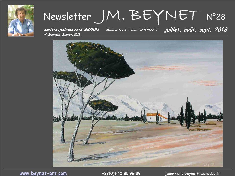 Newsletter JM.