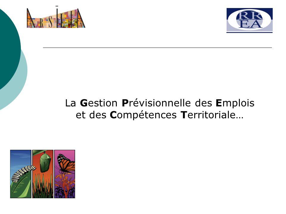La Gestion Prévisionnelle des Emplois et des Compétences Territoriale…