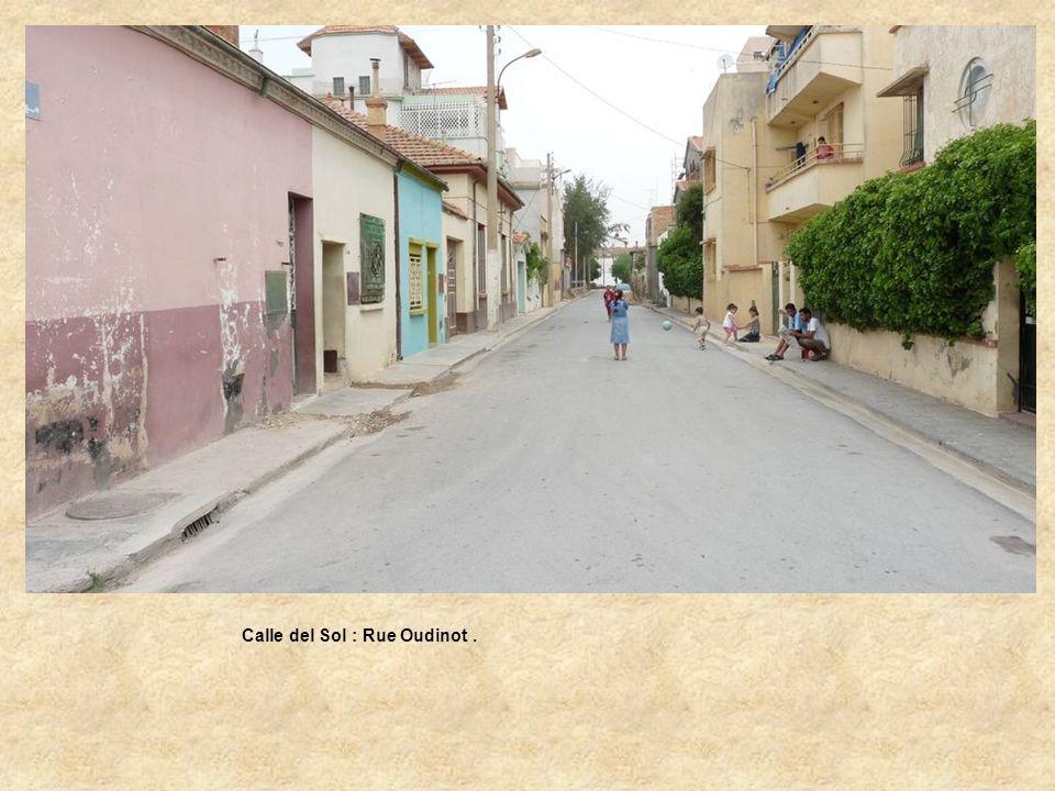 Rue de la Calle del Sol.