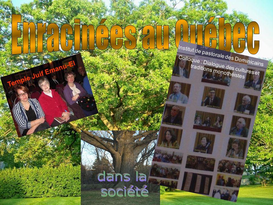 Institut de pastorale des Dominicains Colloque : Dialogue des cultures et traditions monothéistes