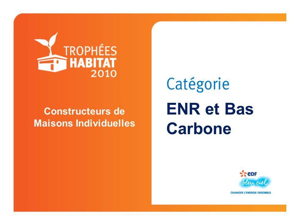 ENR et Bas Carbone