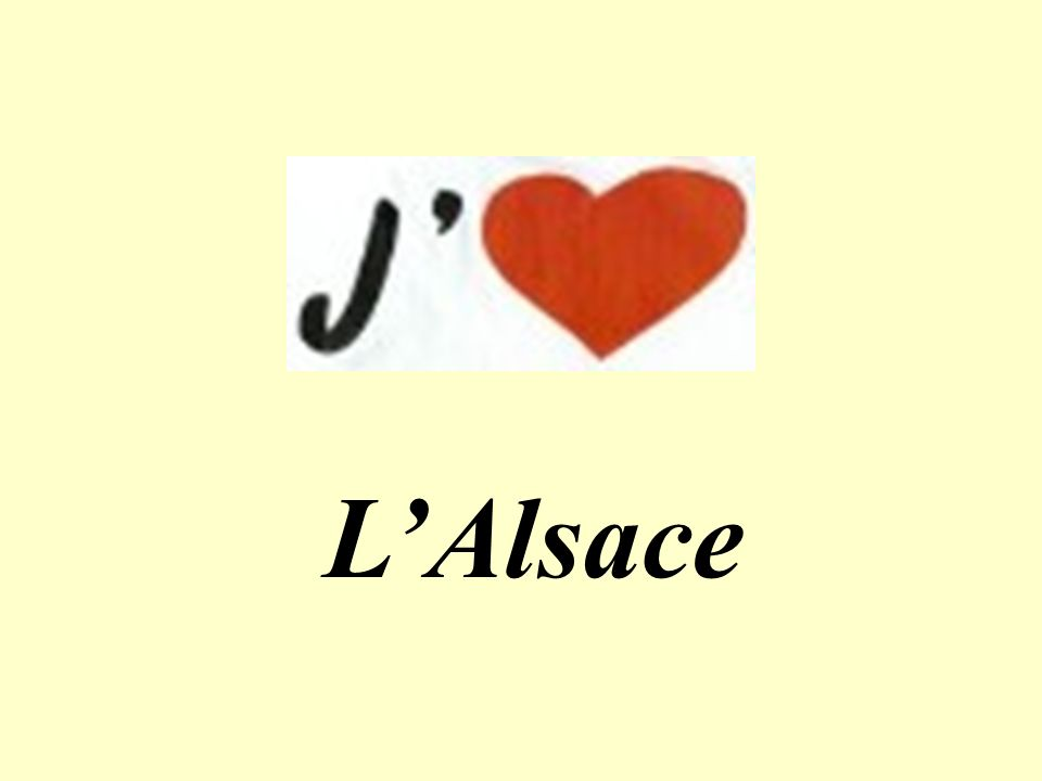 LAlsace