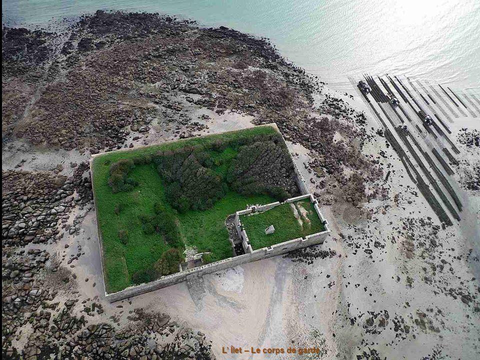 Le fort et la caserne