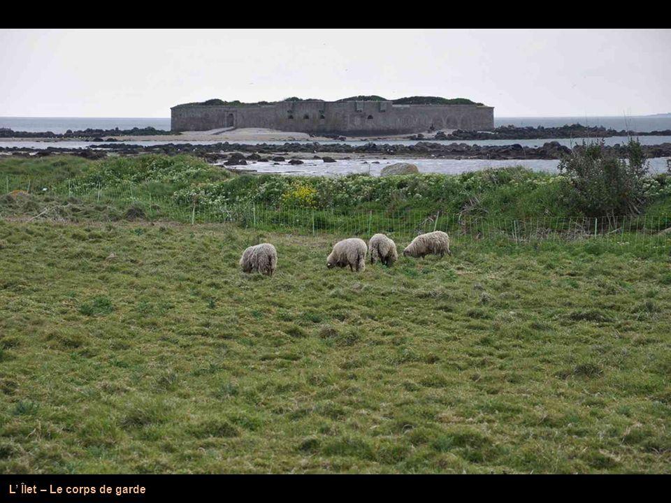 L Îlet – Le corps de garde