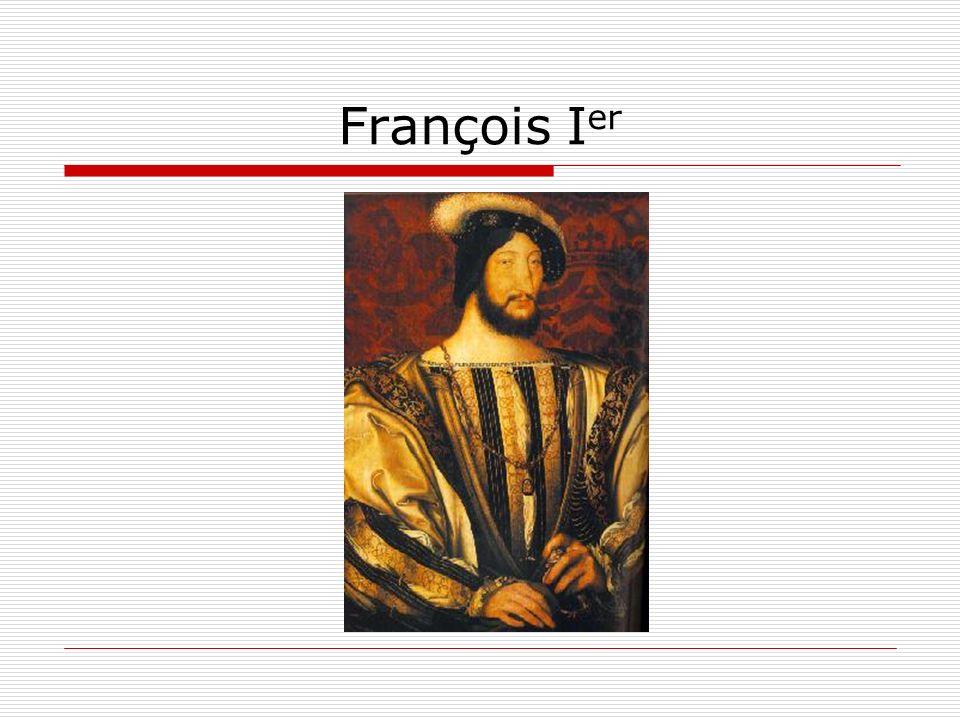 François I er