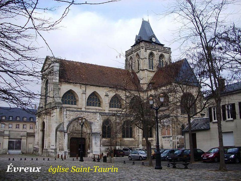Évreux église Saint-Taurin