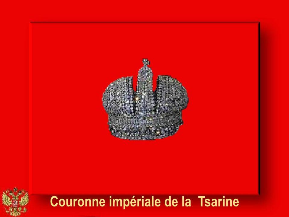 Couronne impériale du Tsar