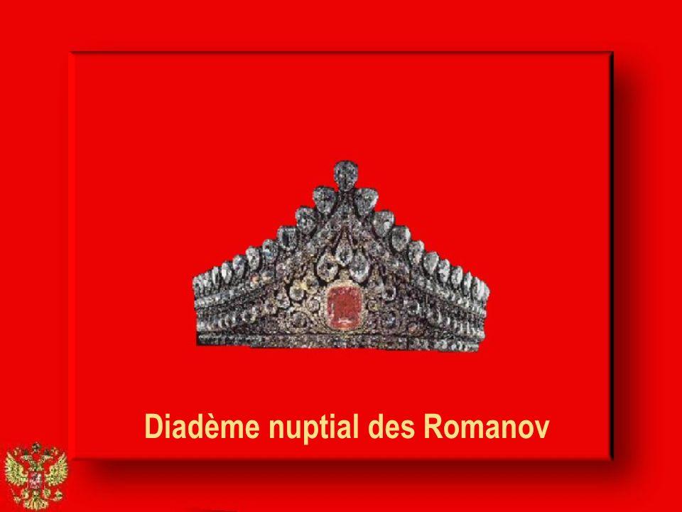 Couronne nuptiale des Romanov