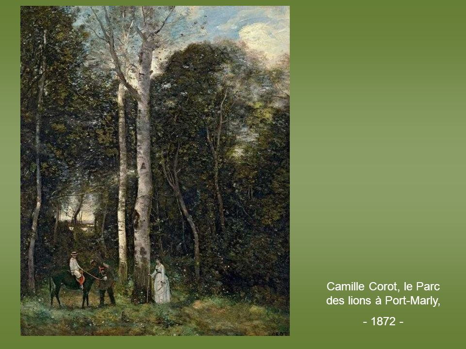 Renoir, Fleurs en pot - 1866 -