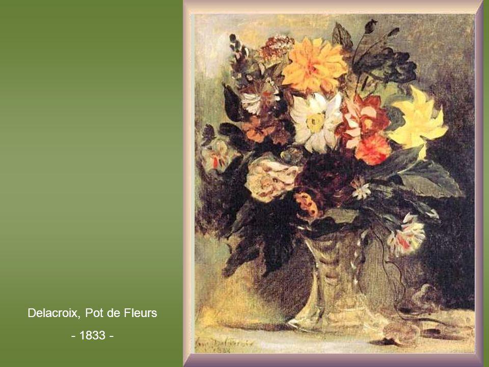 Charles Courtney Curran. Fleurs de lotus. 1888