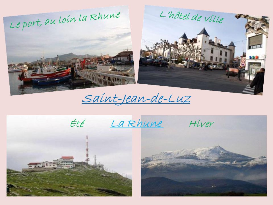 Saint-Jean-de-Luz la plage