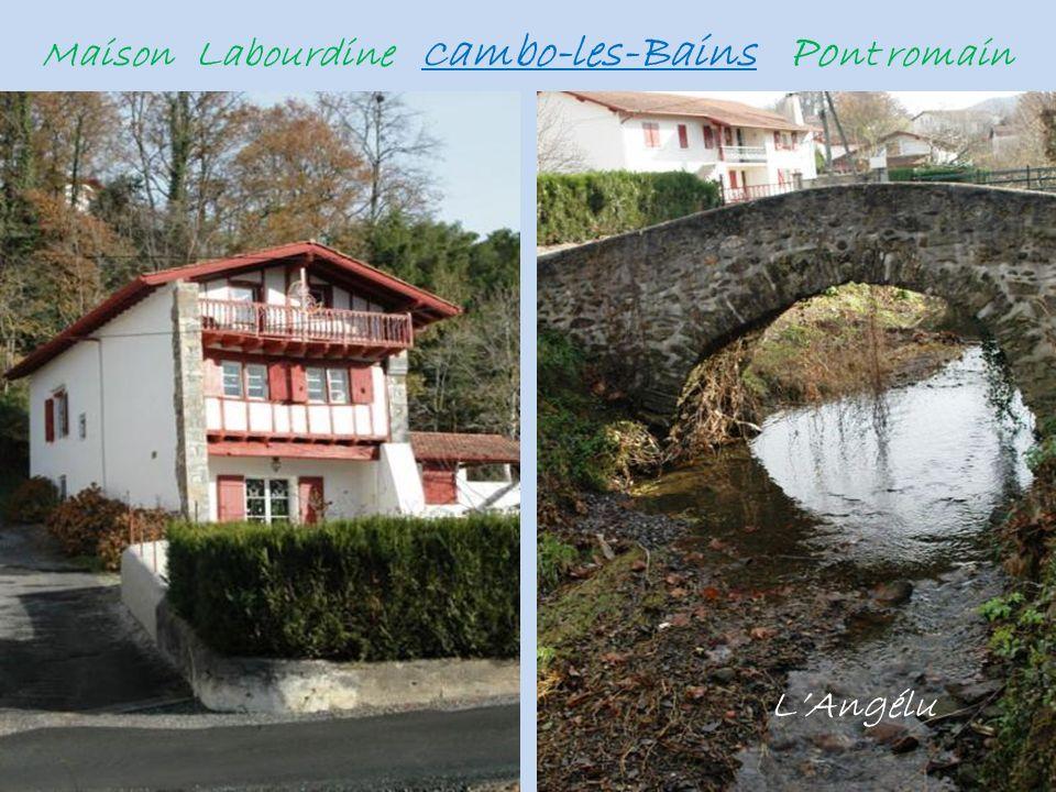 Cambo-les-Bains jardins dArnaga