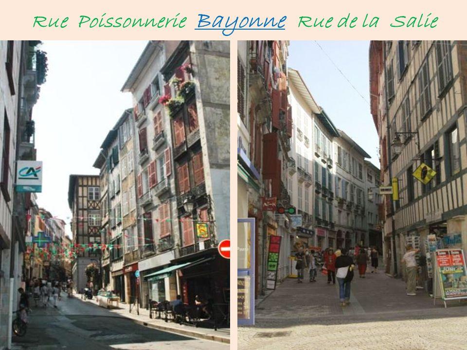 Bayonne la vieille ville, la cathédrale