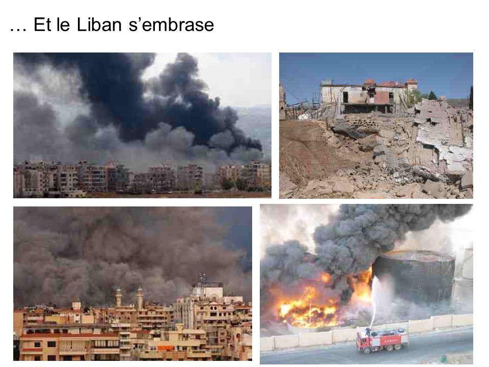 … Et le Liban sembrase
