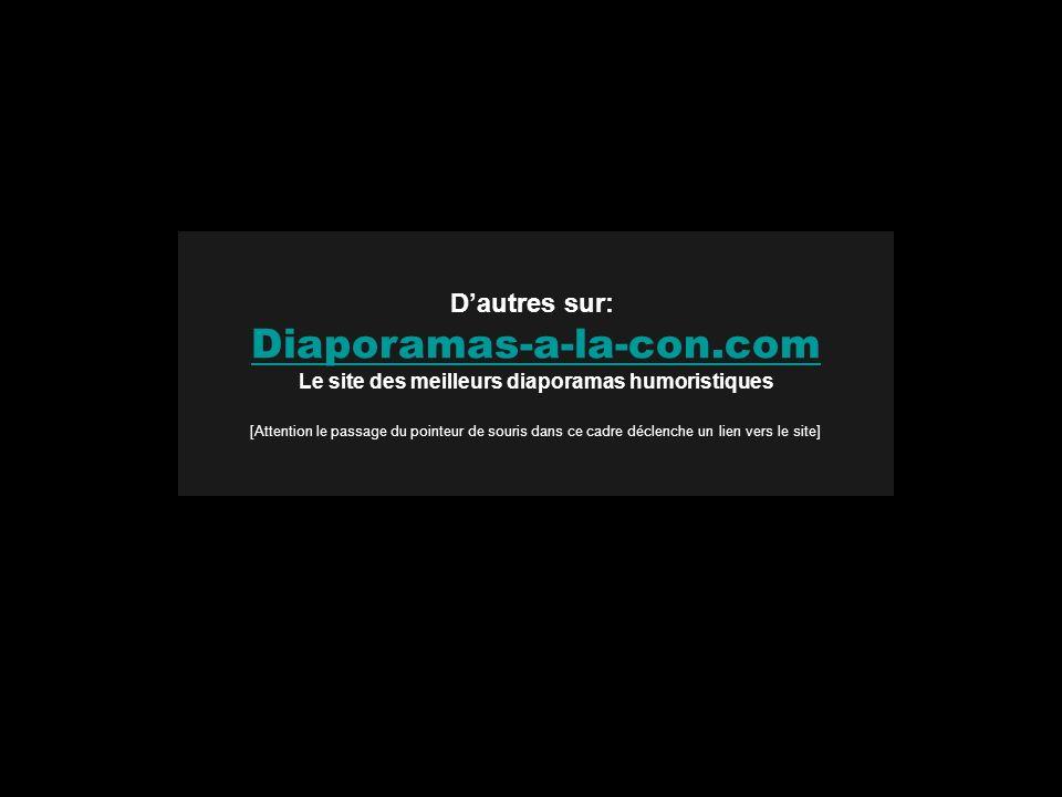 Retrouvez les meilleurs diaporamas PPS dhumour et de divertissement sur http://www.diaporamas-a-la- con.com http://www.diaporamas-a-la- con.com Grâce
